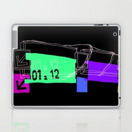 Station Laptop & iPad Skin