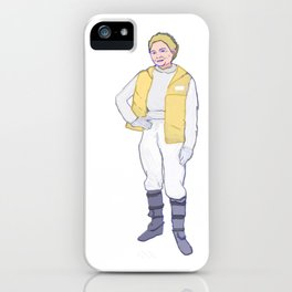 Hoth Hillary iPhone Case