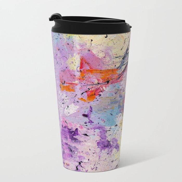 Lizard Metal Travel Mug