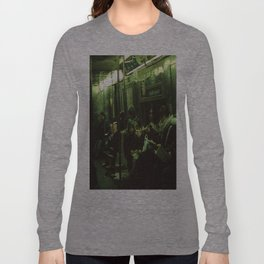 Somewhere In NYC 1 Long Sleeve T-shirt
