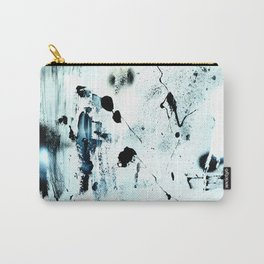 black meets white Carry-All Pouch