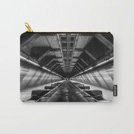 Jamaica-Van Wyck Subway Carry-All Pouch