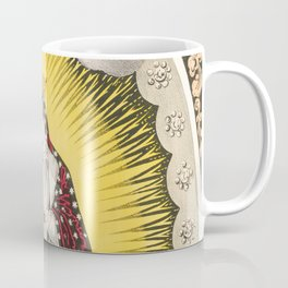 Our lady of Guadalupe, 1848 Coffee Mug