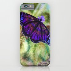 Butterfly in the Rain iPhone 6s Slim Case