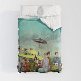"""""""Detour"""" Comforters"""