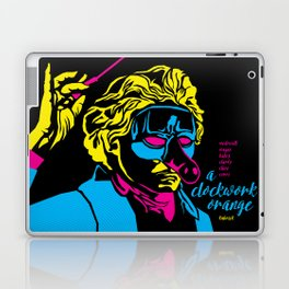 THE FILMS OF KUBRICK :: CLOCKWORK Laptop & iPad Skin