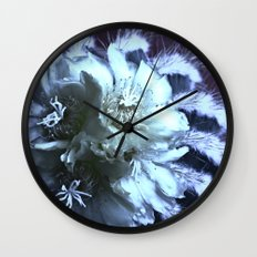 Blue Mood Wall Clock