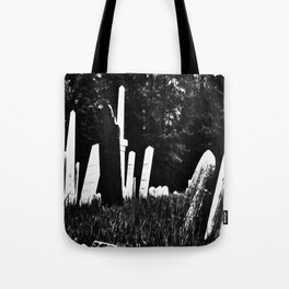 Womb To Tomb Tote Bag