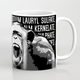 Palm oil kills monkeys! Coffee Mug