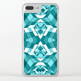 Rubik series 2 Clear iPhone Case