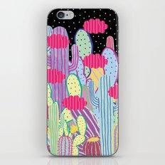 Cactus Party iPhone Skin