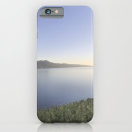 The Vineyards Overlooking The Geneva Lake iPhone Case