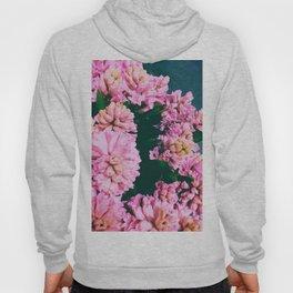 Pink Flora 1.2 Hoody