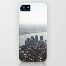 East River iPhone Case