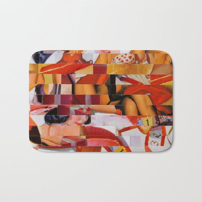 Spooning de Kooning (Provenance Series) Bath Mat