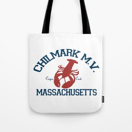 ChilMark, Martha's Vineyard. Cape Cod Tote Bag