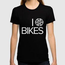 I heart Bikes T-shirt