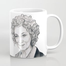 Margaret Atwood Coffee Mug