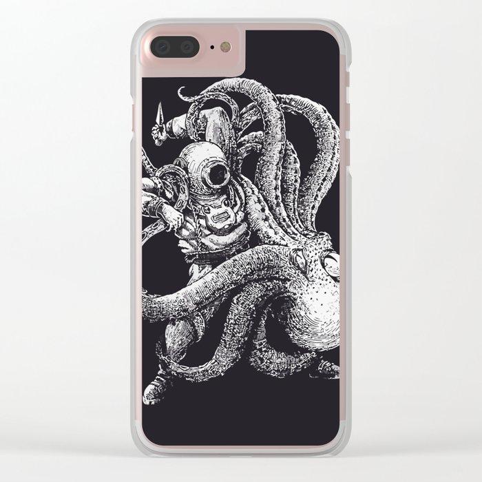 SUBmarine Clear iPhone Case