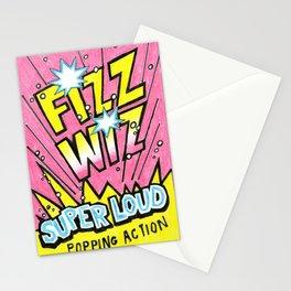 Fizz Wiz! Stationery Cards