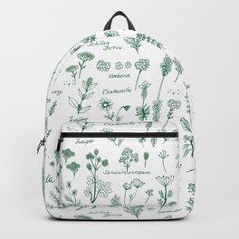 Aromatic herbs Backpack