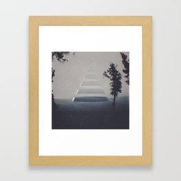 PYRAÇ Framed Art Print