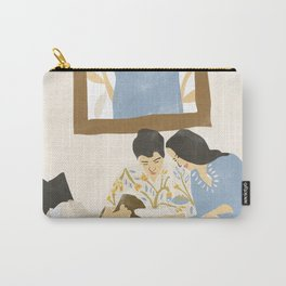 You and me and the music Carry-All Pouch