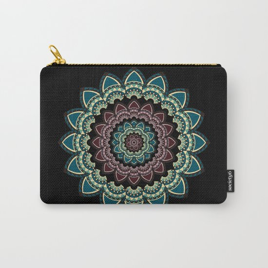Mandala I Carry-All Pouch