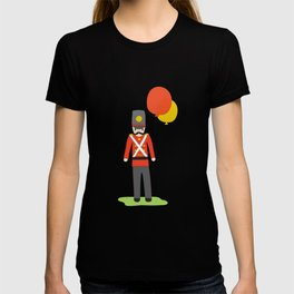 Balloon Soldier T-shirt
