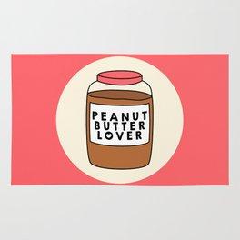 Peanut Butter Lover Rug