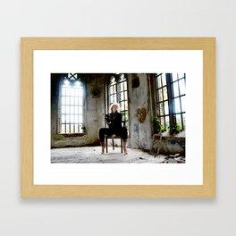 Where dreams and reality Meet..... Framed Art Print