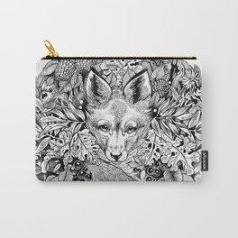 hidden fox Carry-All Pouch