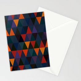 Abstract #308 Stationery Cards