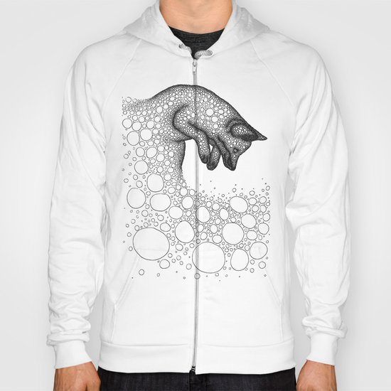 Jumping fox Hoody