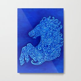 Celtic Horse Metal Print