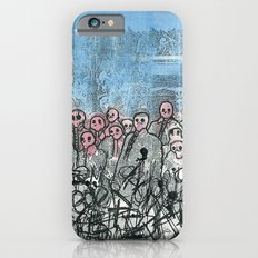 This is war iPhone 6s Slim Case