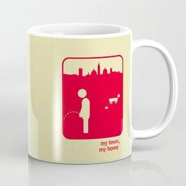 My town, my home Coffee Mug