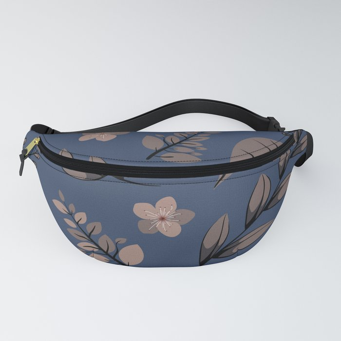 Flower Design Series 7 Fanny Pack