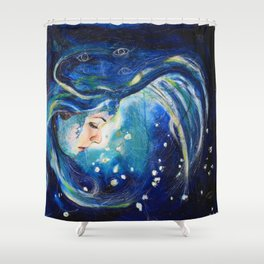 Mother of dreams Shower Curtain