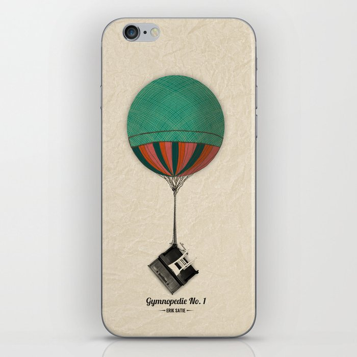 Gymnopedie No.1 - Erik Satie iPhone Skin