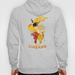 Vintage Asti Cinzano Poster by Leonetto Cappiello Beverage Champagne Drink Artwork for Prints Poster Hoody