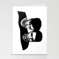 danisnotonfire Stationery Cards featuring AmazingPhil &Danisnotonfire by xzwillingex