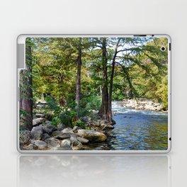 Guadalupe River in Gruene Texas Laptop & iPad Skin