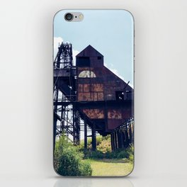 Victor mine iPhone Skin