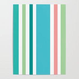 Newport Stripe Poster