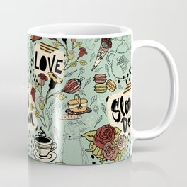 Slow Down Coffee Mug