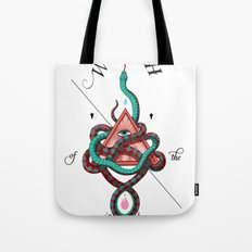 Wrath of the Serpent Tote Bag