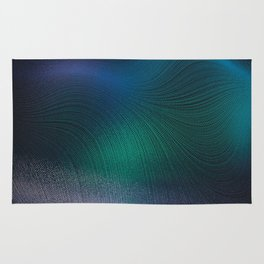 Beauty of the Northern Lights Rug