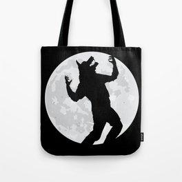Lunar Lycan Tote Bag