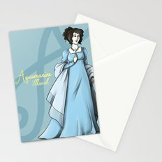 Birthstones: March Stationery Cards
